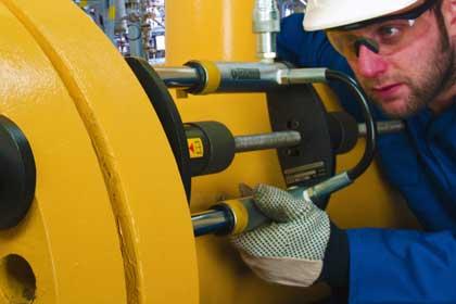 Hydraulic Closing Tools