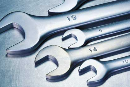 WCHE Spanner Wrench